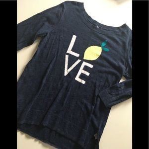 All You Need Is Love... And This Top.